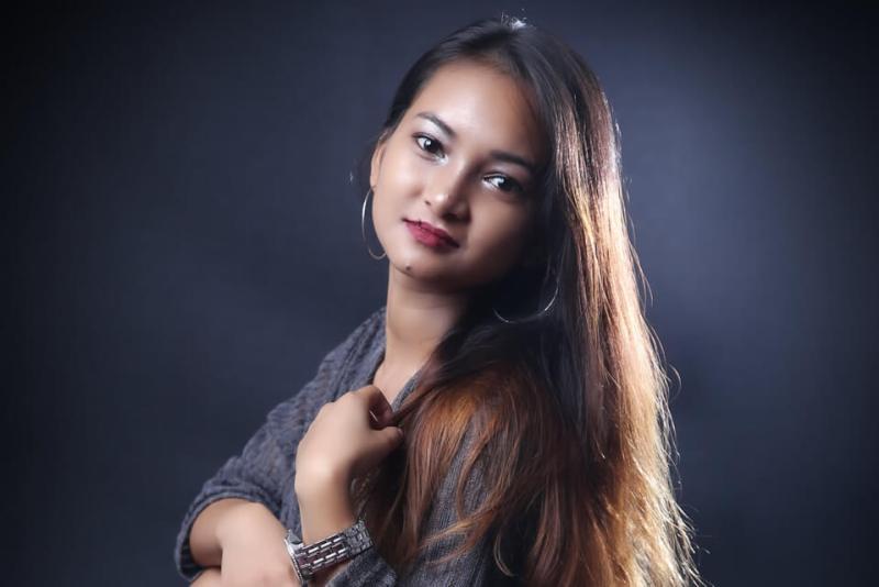Supriya Thapa – Modeling Photography