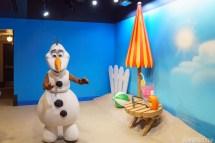 Meet Olaf In Celebrity Spotlight