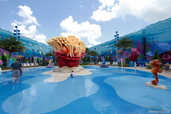 Disney' Art Of Animation Resort Tour Part 4