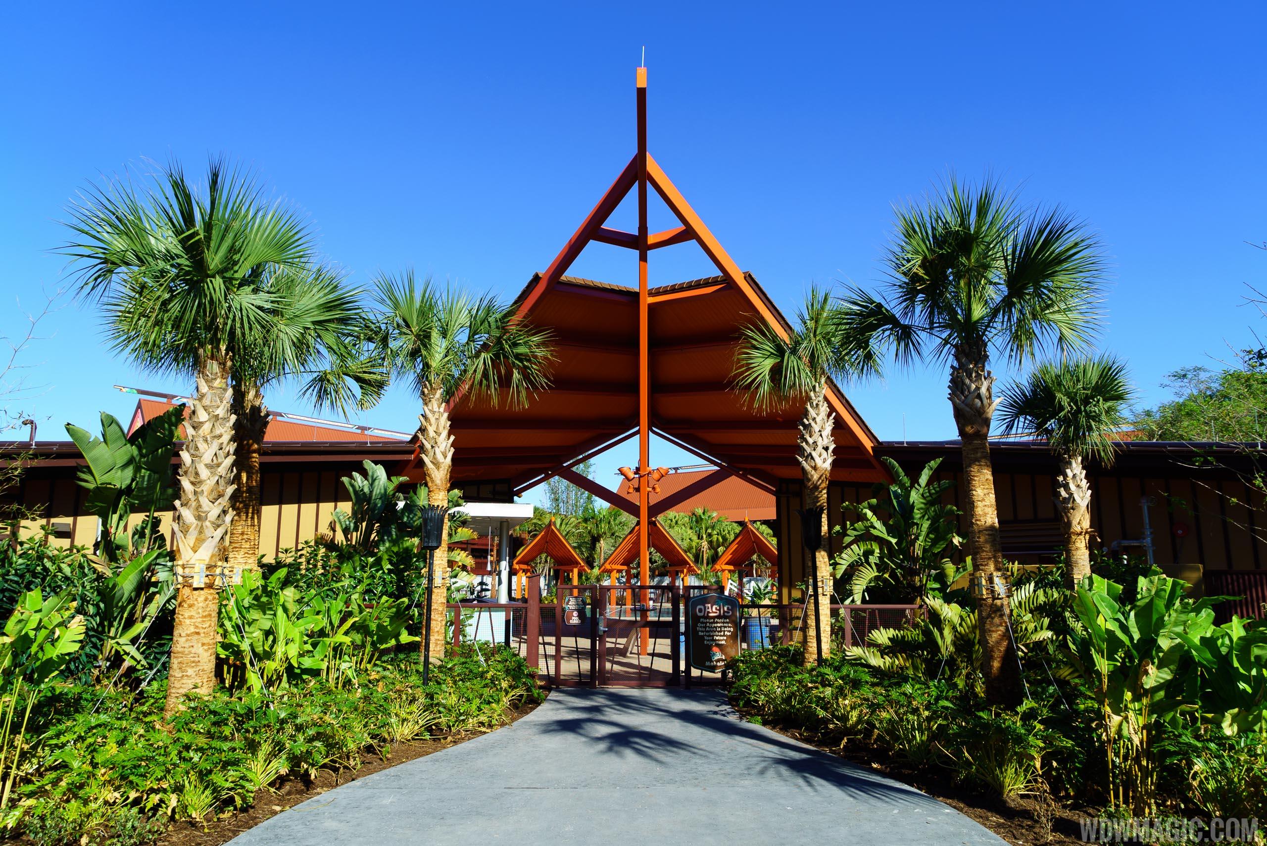 Disney Polynesian Resort Pool