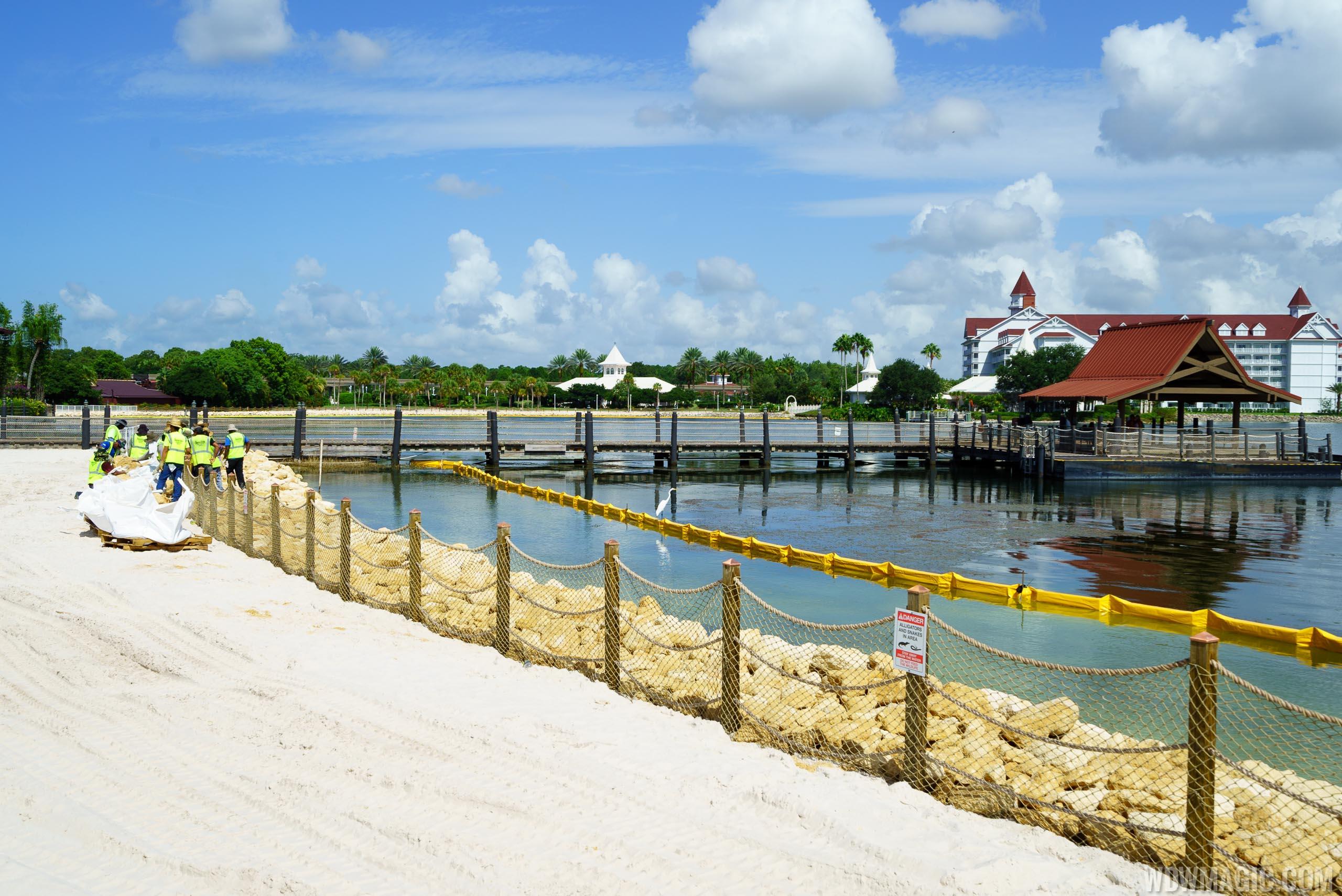 Polynesian Village Seven Seas Lagoon Resort Pictures