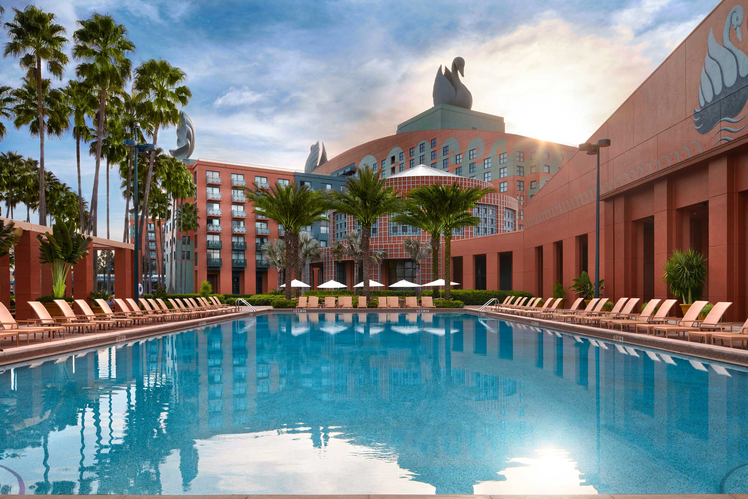 Walt Disney World Swan Resort Hotel