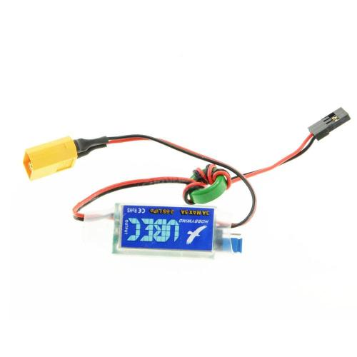 small resolution of hobbywing 3a max 5a ubec 5v 6v 3a lowest rf noise bec