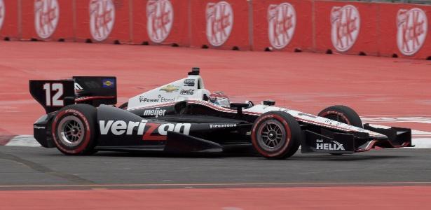 Pela terceira vez seguida, Will Power venceu a etapa de São Paulo da Indy