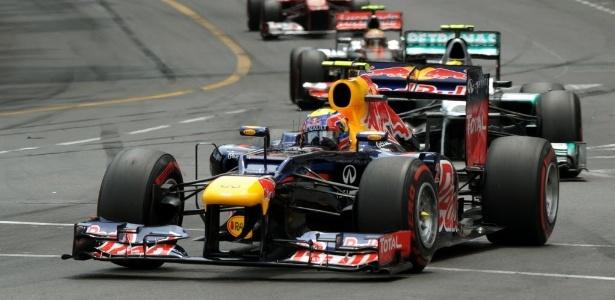 Australiano Mark Webber largou na pole e venceu o Grande Prêmio de Mônaco