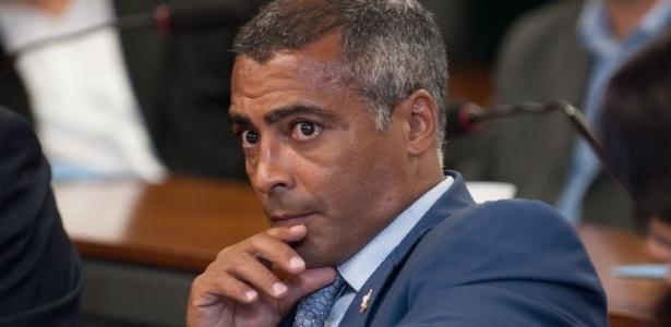 O deputado federal Romário (PSB-RJ) voltou a proferir duros ataques ao presidente da CBF