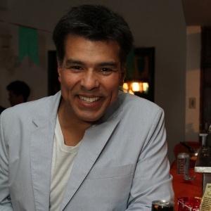 O ator Maurício Mattar: o novo Fábio Jr. na TV?