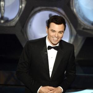 Seth MacFarlane foi o apresentador do Oscar 2013;