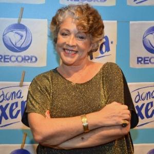 Ângela Leal é Dona Xepa na versão da Record