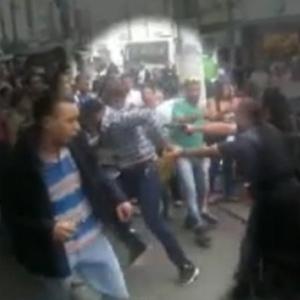 Vídeo mostra momento do disparo de policial que matou ambulante em SP