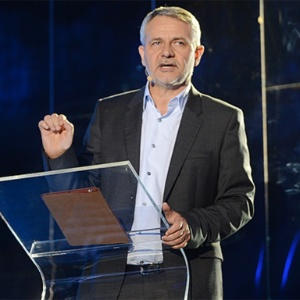 Carlos Henrique Schroder, diretor-geral da TV Globo