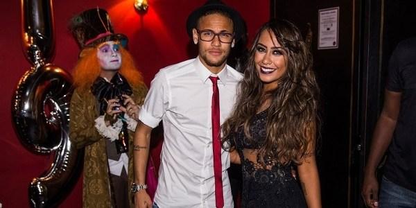 Rafaella Santos garante que Neymar não é um irmão muito ciumento