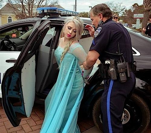 Rainha Elsa é presa pela Operação Uísque Caubói da Polícia Federal