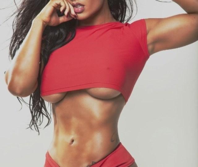 A Musa Fitness Sue Lasmar Chamou Aten