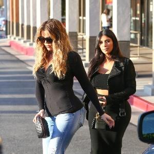 Kim Kardashian sofre acidente de carro com a família nos EUA, diz site