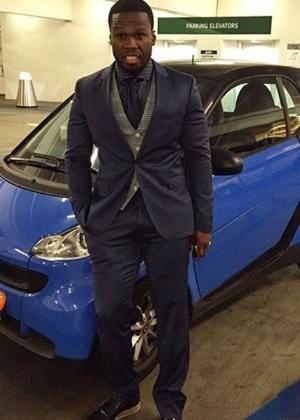 Rapper 50 Cent é condenado a pagar US$ 2 milhões por publicar vídeo íntimo
