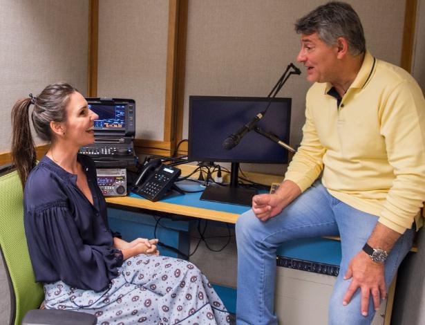 Glenda será 1ª narradora da Globo; função é exercida por homens como Cléber Machado
