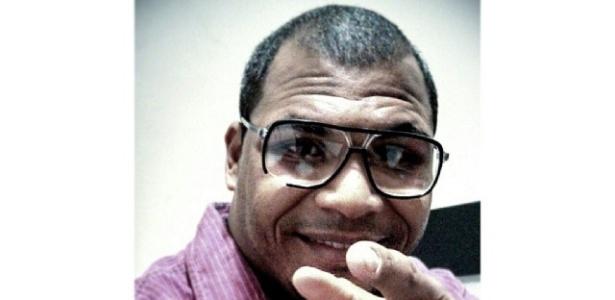 O cantor gospel Cleiton Frack
