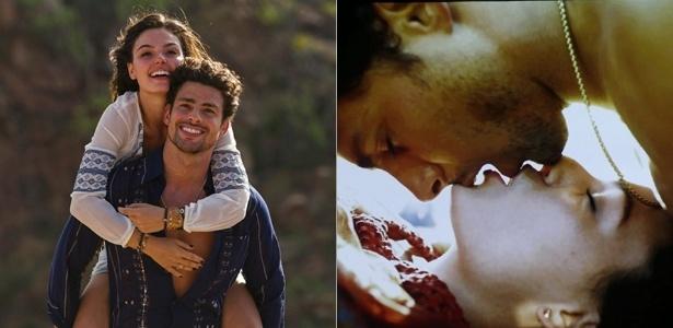 """Em """"Amores Roubados"""", Leandro se envolve com Antônia, filha do poderoso Jaime (Murilo Benício)"""