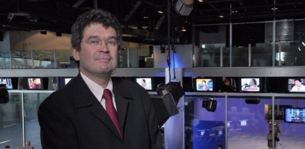 Américo Martins, que era da RedeTV!