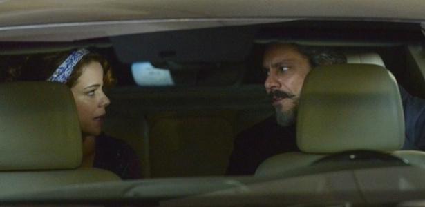 """Em """"Império"""", Cristina exige que Zé Alfredo faça o teste de paternidade"""