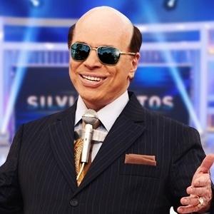 O UOL imaginou como Silvio Santos ficaria disfarçado com a máscara