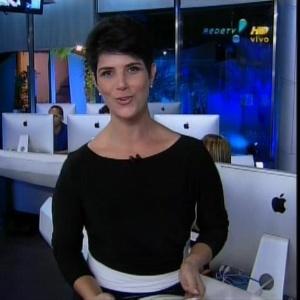 De maneira tímida e discreta, Mariana Godoy estreia na RedeTV!