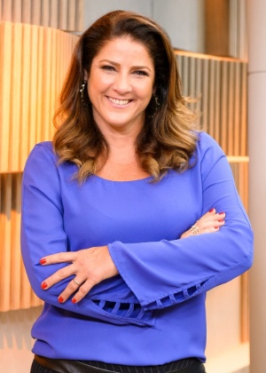 Christiane Pelajo voltou à GloboNews