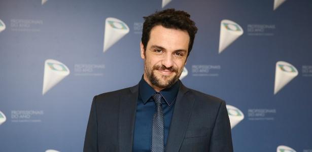 Próximo trabalho do Rodrigo Lombardi, segundo a Globo, será na novela da Glória Perez