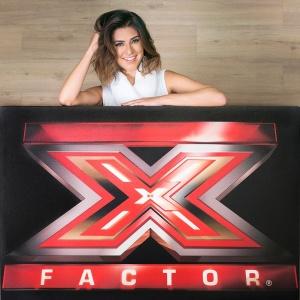 Fernanda grava sexta primeiras chamadas de X-Factor