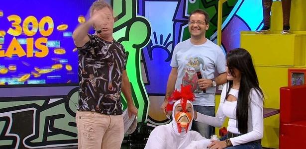 "Programa ""Encrenca"", da RedeTV!"