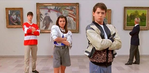 Visitado por Ferris e companhia, o Art Institute of Chicago é uma das paradas do tour