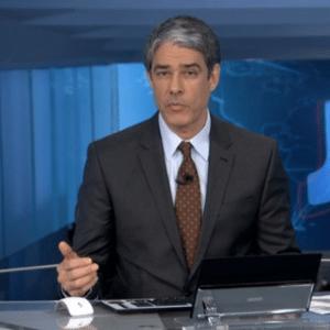 """Eleição americana levará William Bonner apresentar o """"Jornal Nacional"""" dos Estados Unidos"""