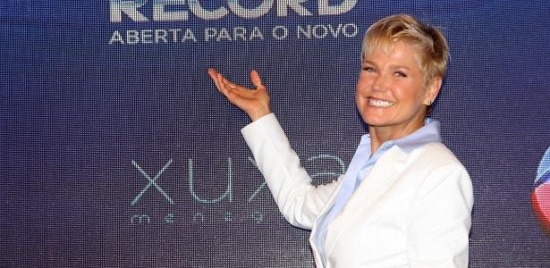 Xuxa tirá férias no meio de novembro e só volta ao vivo no dia 25 de janeiro