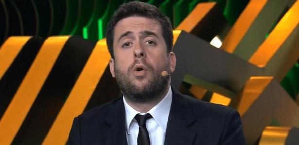"""Mauricio Meirelles fez piada sobre o fim do """"CQC"""""""