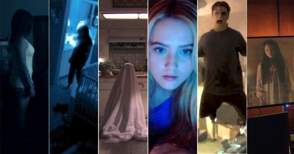 Resultado de imagem para atividade paranormal