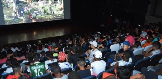 Salas do Circuito SpCine estão levando cinema a regiões com pouca ou nenhuma opção