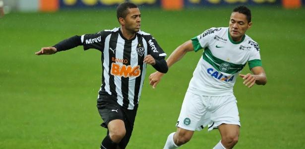 Rafael Carioca já venceu uma Copa do Brasil com o Atlético e agora deseja ganhar o Mineiro