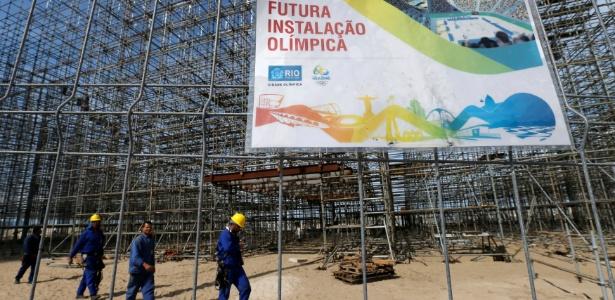 Governo diz que não estava conseguindo honrar compromissos com Jogos