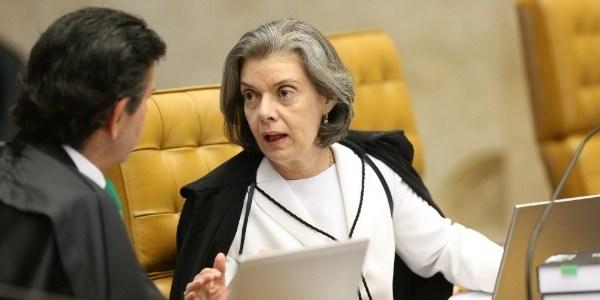 Ministra Carmem Lúcia é a relatora do processo contra Fernando Collor de Mello