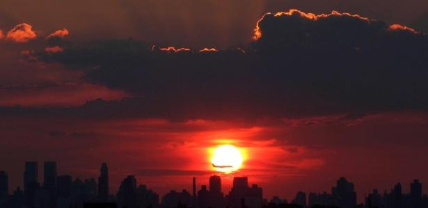 Luz do sol interage com um neurotransmissor que afeta o humor dos humanos