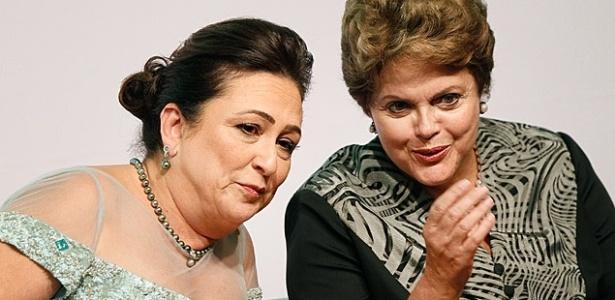 Do PMDB, Kátia Abreu é próxima de Dilma e contra o afastamento da petista