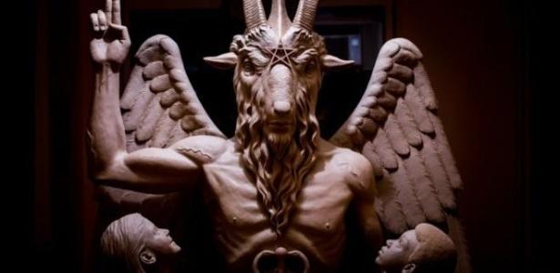 Estátua de deus pagão em templo nos Estados Unidos é motivo de polêmica