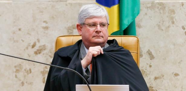 """Para Janot, STF terá """"pauta pesada"""" na tarde desta quarta-feira (7) - Pedro Ladeira/Folhapress"""