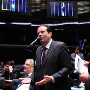 O líder do governo na Câmara, deputado André Moura (PSC-SE)