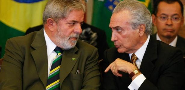 Lula já articula oposição a governo Michel Temer - Sérgio Lima/Folhapress