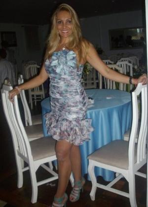 Angelina Filgueiras, irmã de Ângela Bismarchi foi assassinada na madrugada deste sábado (16)
