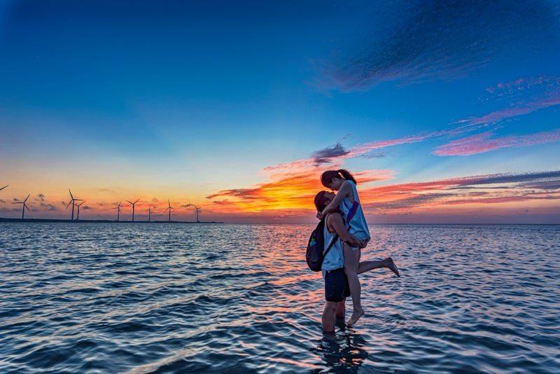 #攝影教學 我如何拍高美濕地 - 攝影板 | Dcard