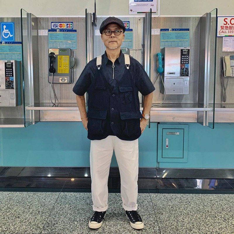 光頭老爸六天日本遊穿搭???? - 穿搭板 | Dcard