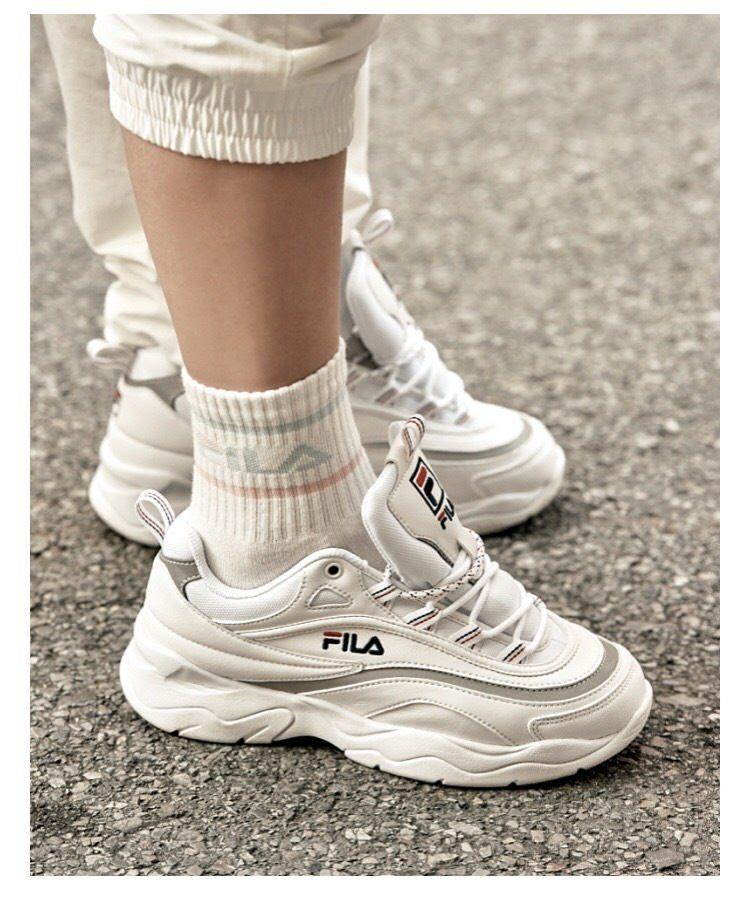 #問 #內有選手 nb fila老爺鞋 - 穿搭板 | Dcard